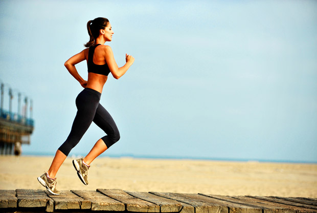 Corrida de rua para uma maior longevidade