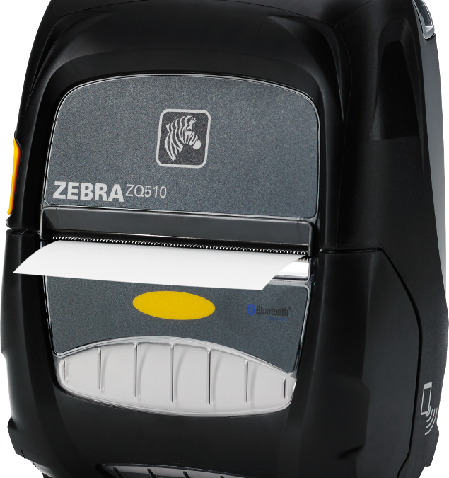 Impressora portátil ZQ500