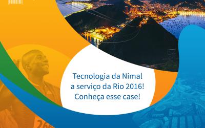 Atuação campeã da Nimal Tecnologia na Rio 2016!