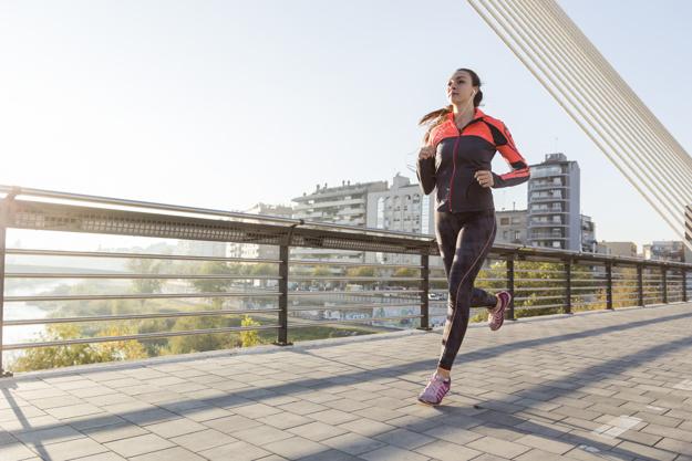 Melhore o fôlego para a corrida de rua