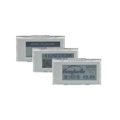 Etiquetas eletrônicas Opticon