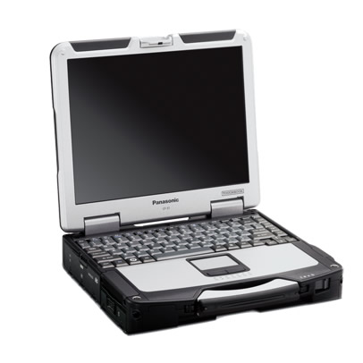 Toughbook 31 - notebook robusto